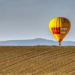 let v balonu