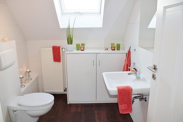 Výprodej koupelnového nábytku