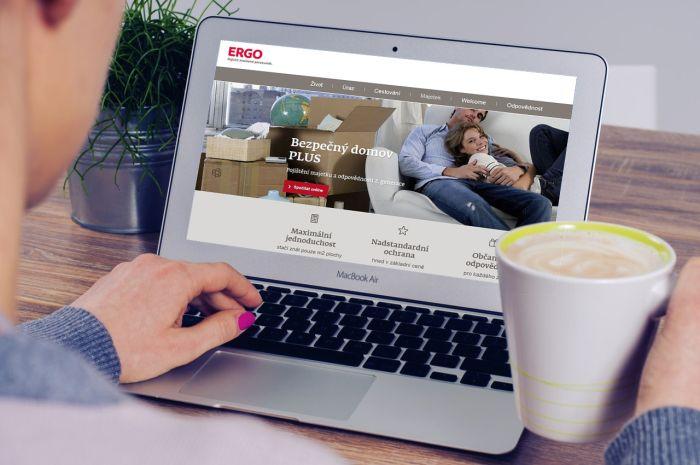 sjednat pojištění online